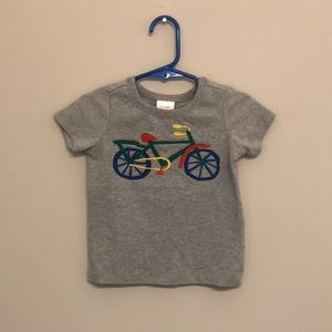 Other - Hanna Andersson Bicycle T-Shirt - 2T